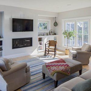 backer - living room